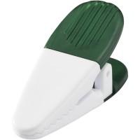 transparant groen, wit