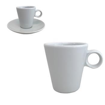 Milano Espresso Kop wit 7,5 cl.