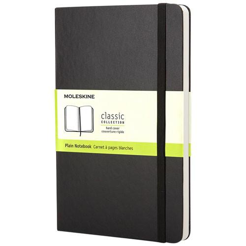 Classic PK hard cover notitieboek - effen