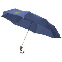 Lino 21.5'' 3 sectie opvouwbare paraplu