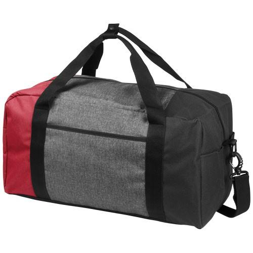 """Three way kleurenblok 19"""" duffel bag"""