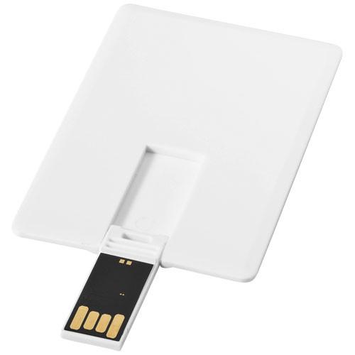 Slim creditcard-vormige USB 4GB