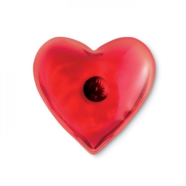 Handwarmer in hartvorm