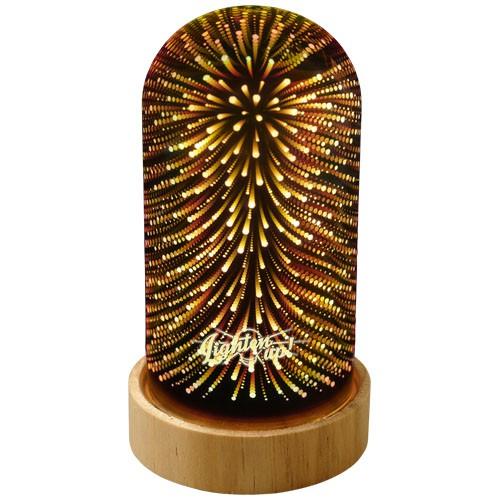 Cosmique Cloche-lamp