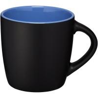 zwart, blauw