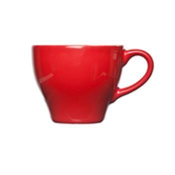 Barista Koffie Kop rood 15cl.