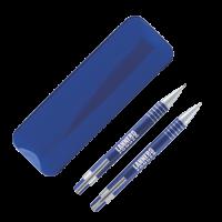 CURAÇAO pennenset met 1 balpen en 1 vulpotlood Peekay