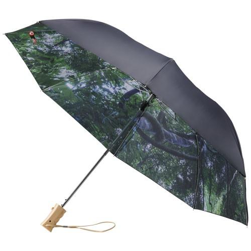 "Forest 21"" opvouwbare automatische paraplu"