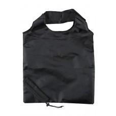 Polyester tas met opbergzakje 37 x 38 cm