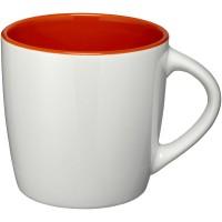 wit, oranje