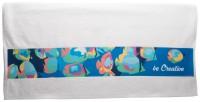 Handdoek met sublimatiedruk 70 x 140 cm