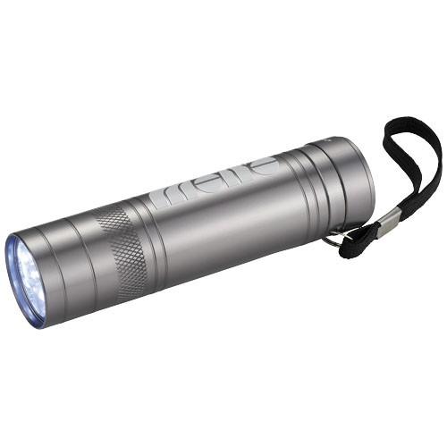 Oppy 9-LED zaklamp met flesopener