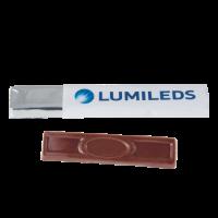 Chocolade stick ca. 8 gr. tot in full colour bedrukt