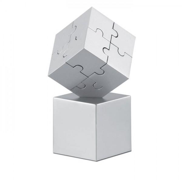 Metalen 3D puzzel