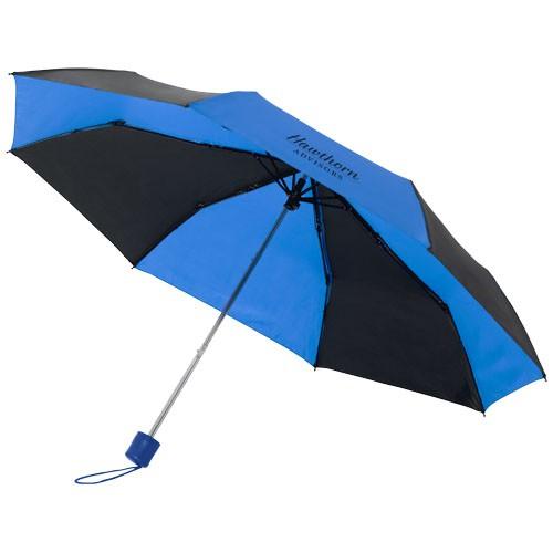 """Sparks 21"""" foldable dual-tone umbrella"""