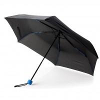 """21"""" fiberglas gekleurde opvouwbare paraplu"""
