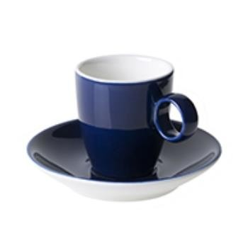 Bart Espresso blauw 6,5 cl. SET
