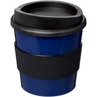 blauw, zwart