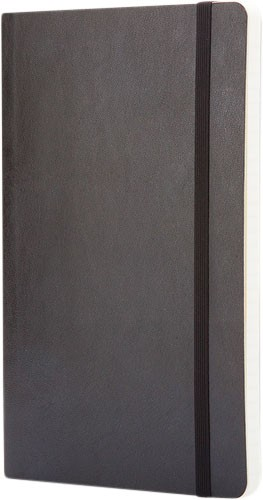 Moleskine Classic Soft Cover Large gelinieerd
