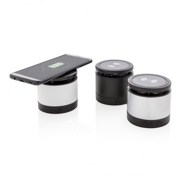 5W speaker met draadloze oplader